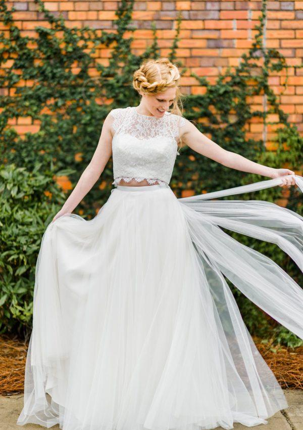 Blushing Brides at Studio 215