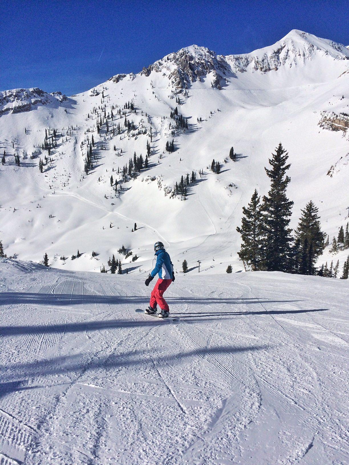 Ski Trip to Utah