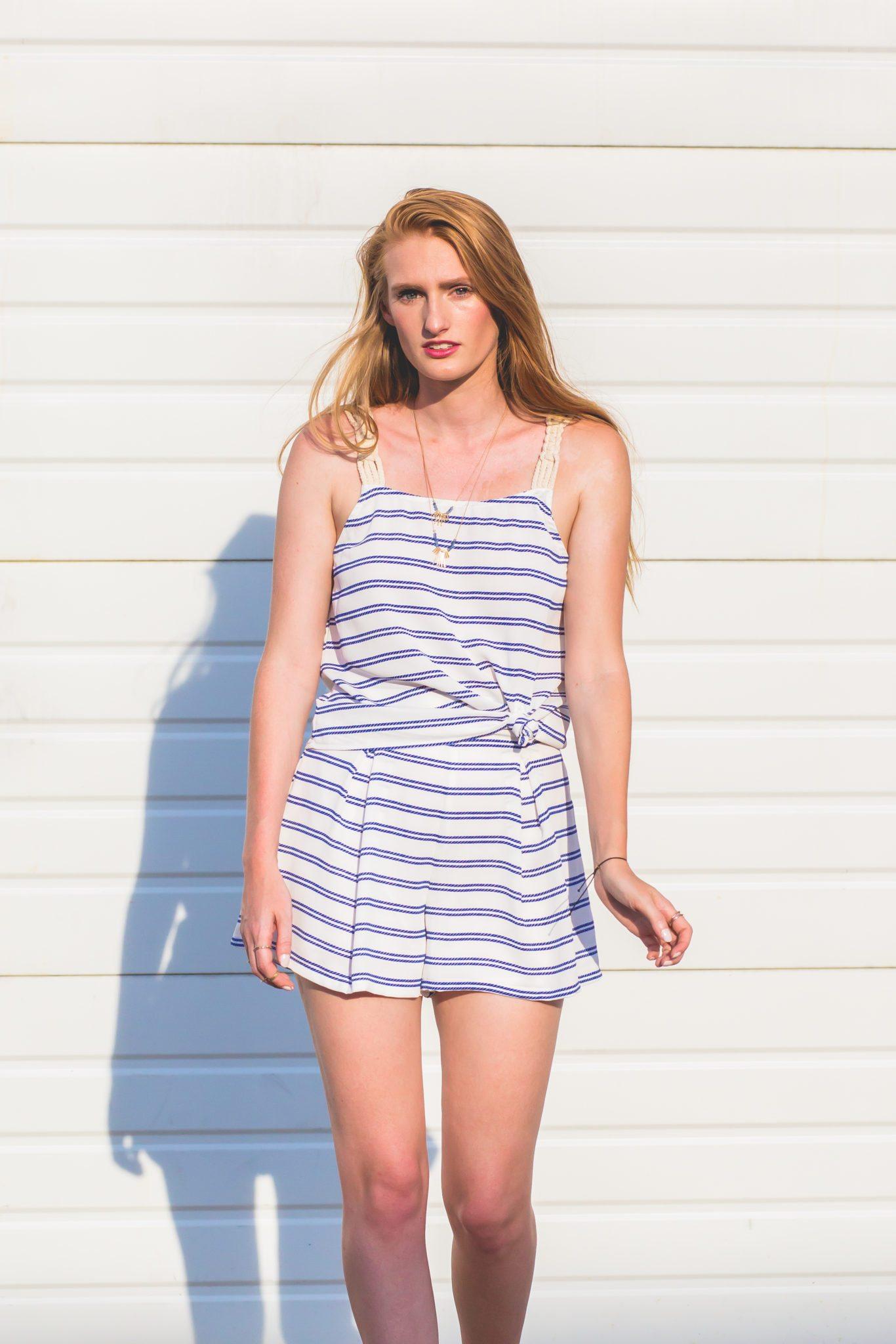 Nautical Trend Sailor Stripes