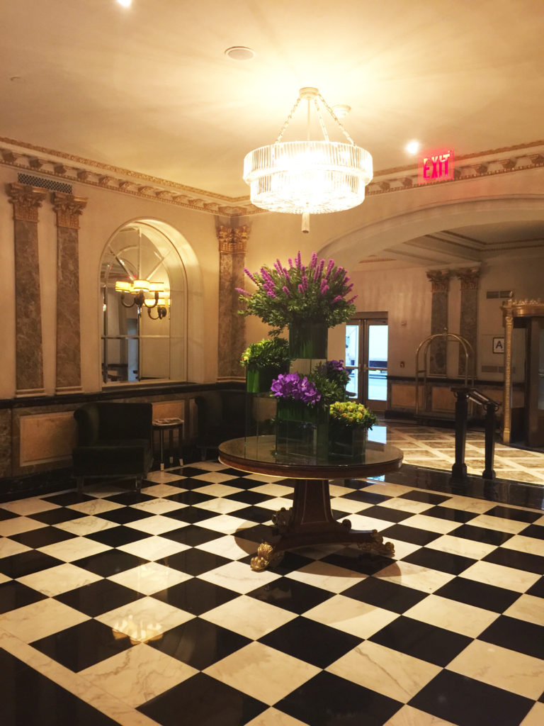 the pierre hotel rotunda room