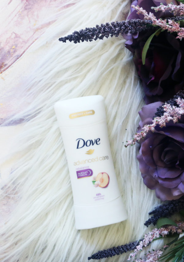 Feeling Fresh with Dove Advanced Care Antiperspirant