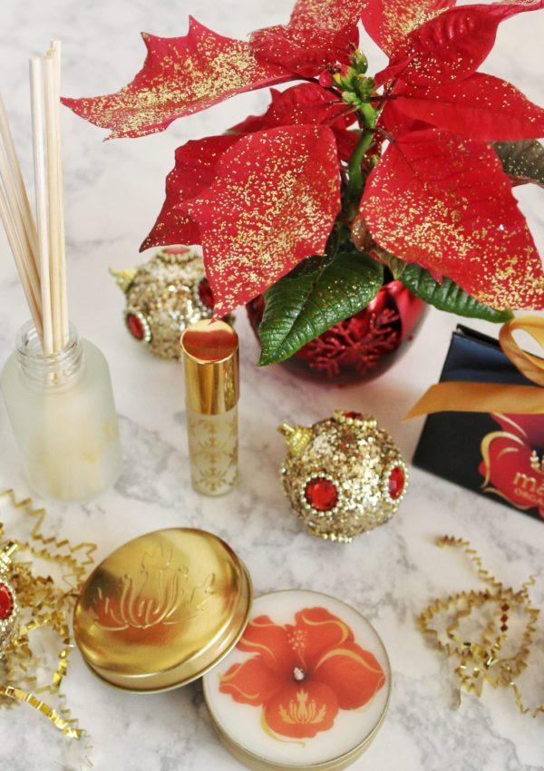 Holiday Stocking Stuffers: Malie Organics