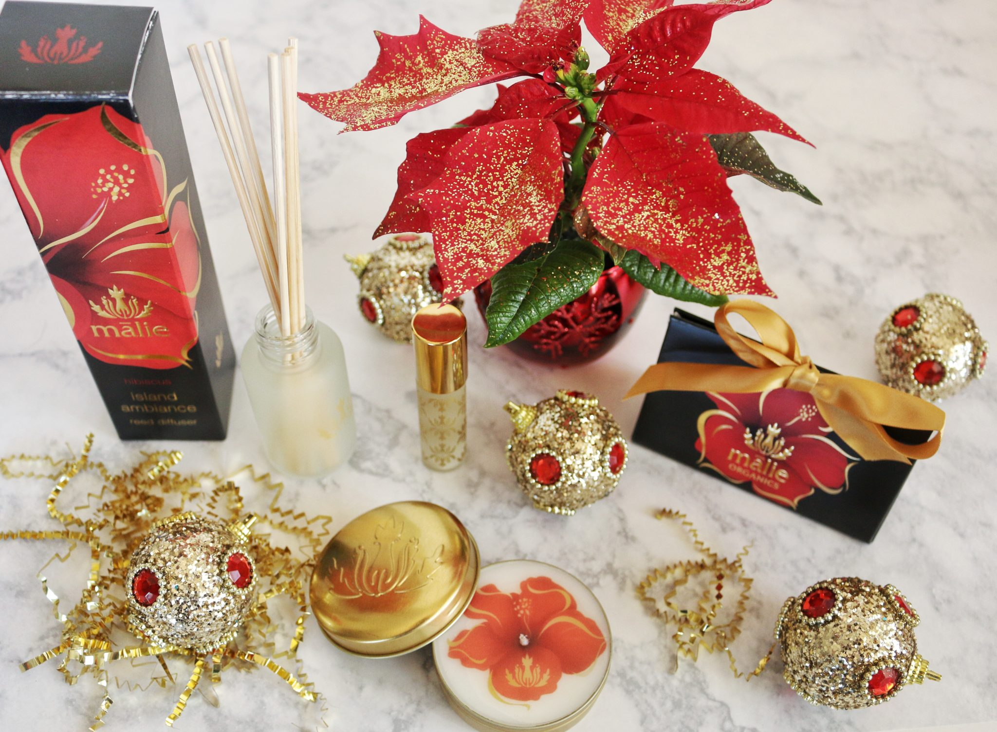 Holiday Stocking Stuffers: Malie Organics