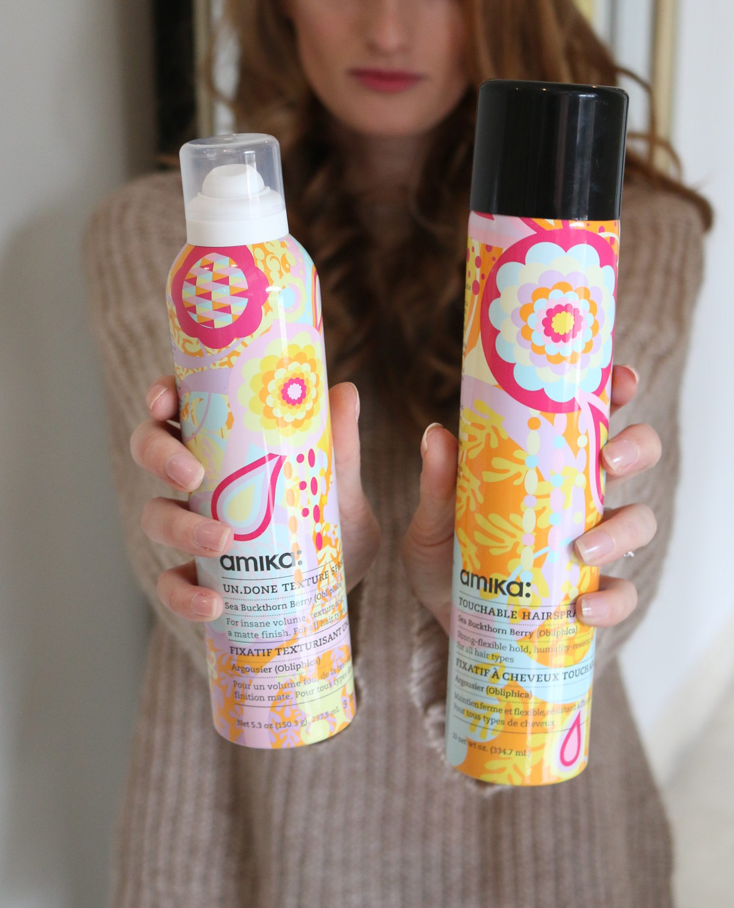 Amika Hair Products Review