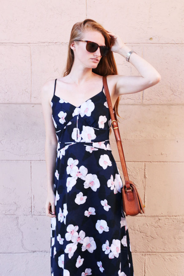5 Reasons You Need A Floral Maxi