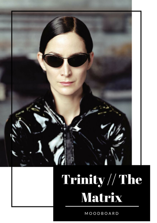 Fashion Talks: Trinity from The Matrix