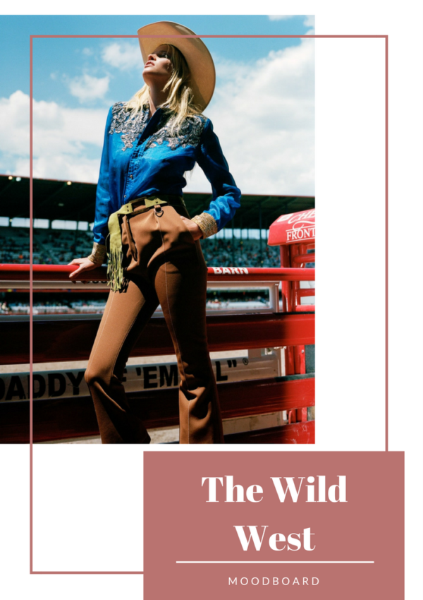 Fashion Talks: The Wild West