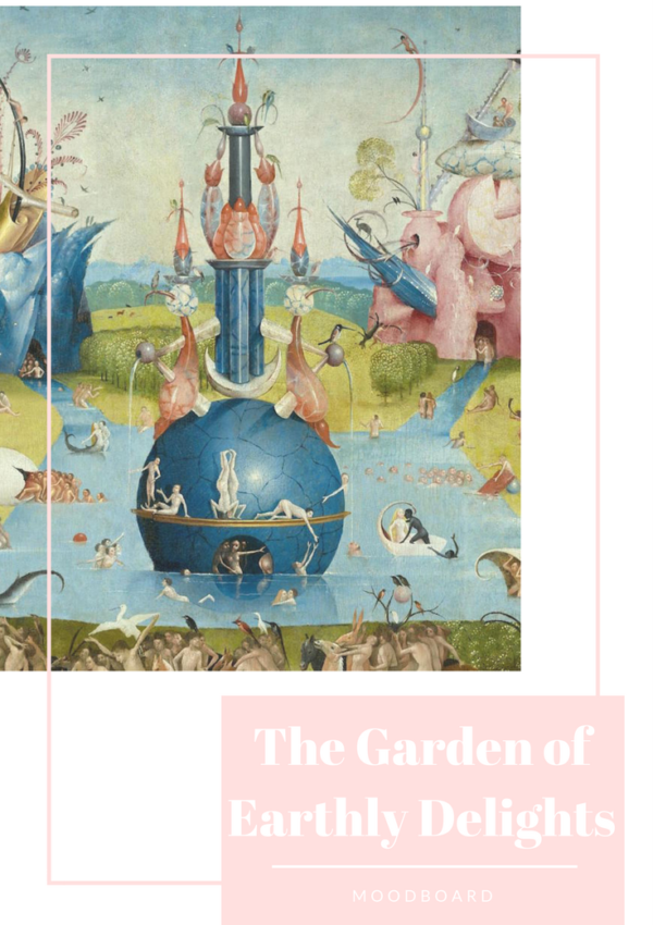 Fashion Talks: The Garden of Earthly Delights