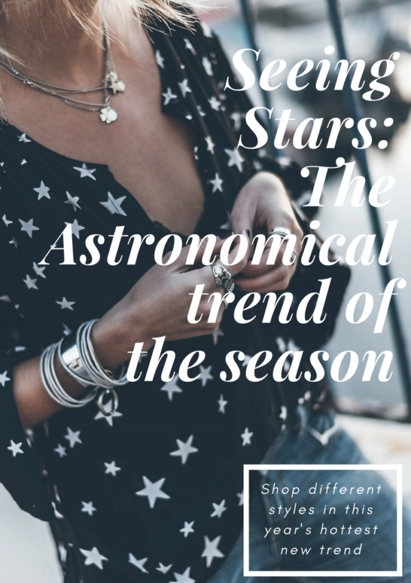Seeing Stars: The Astronomical Trend of the Season
