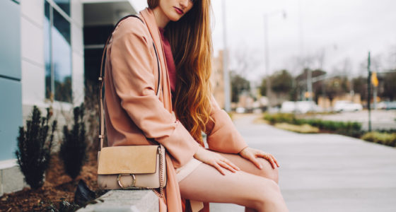 Blush, Neutral & Nude Outfit