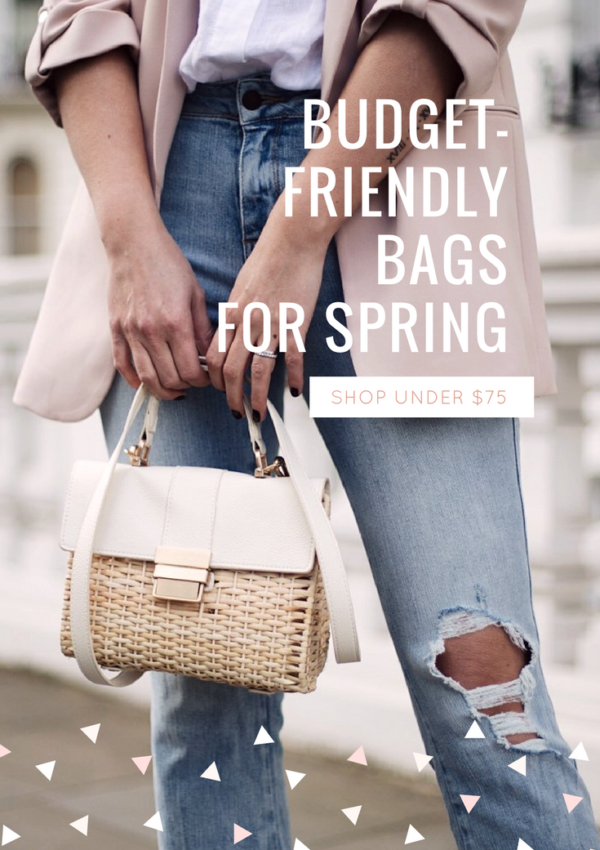 Budget-Friendly Bags for Spring