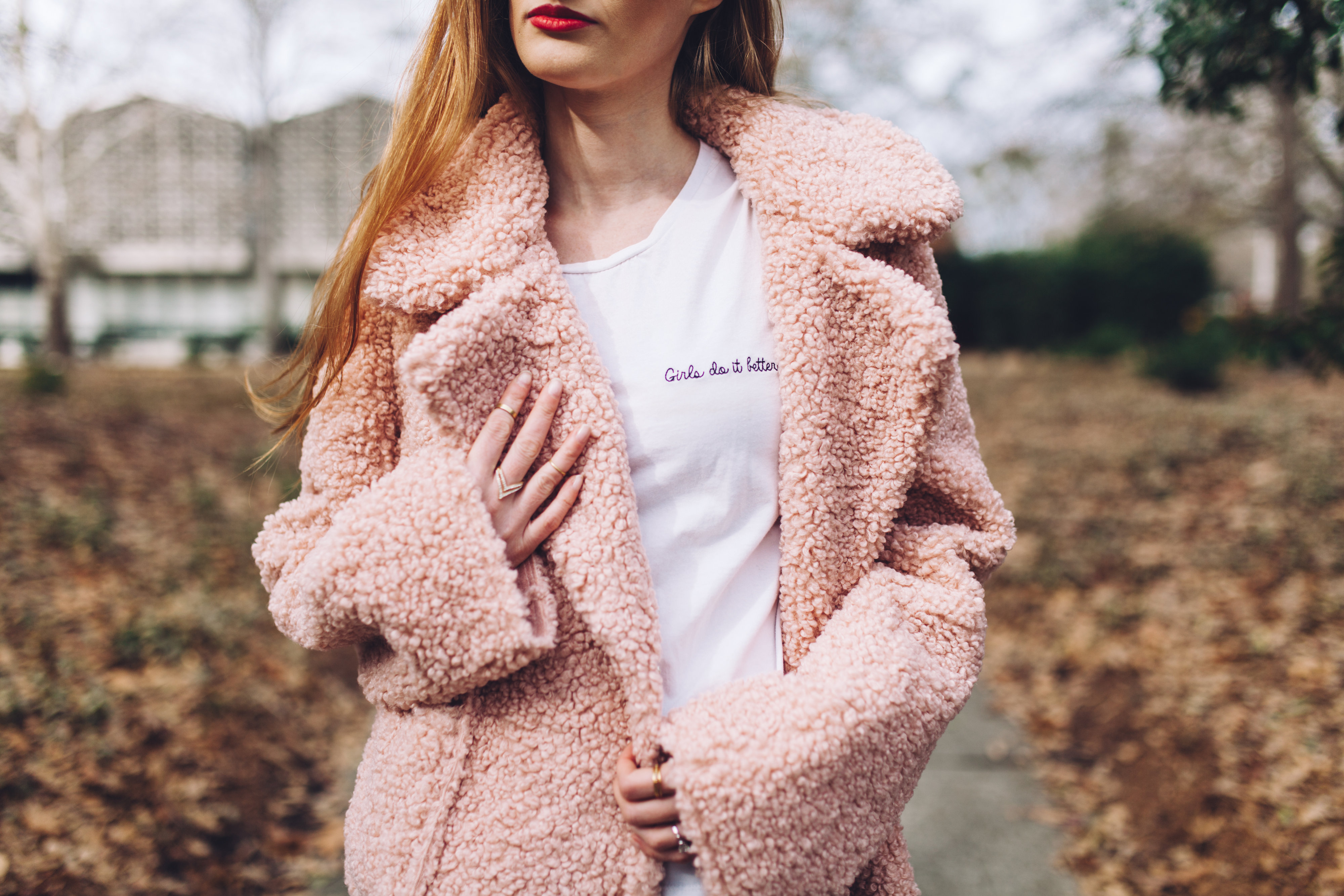 cute-pink-teddy-bear-coat-revolve-joa-just-one-answer-style-winter-wool-warm