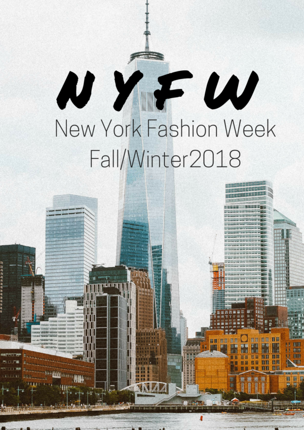 NYFW Fall/Winter 2018