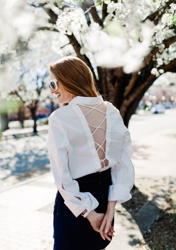Party in the Back: Make A Statement With These Back Detail Tops & Dresses
