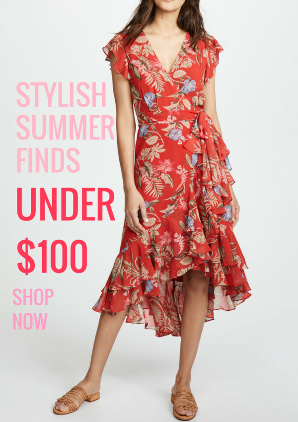 Stylish Summer Finds Under $100