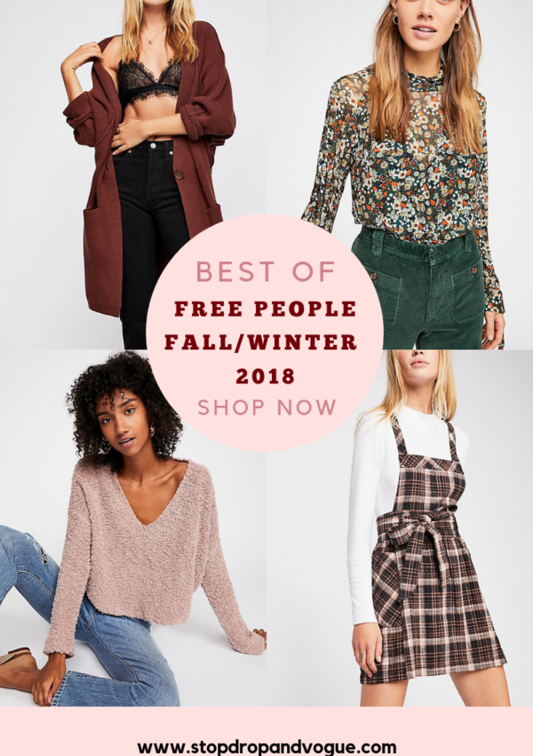 Best of Free People Fall 2018