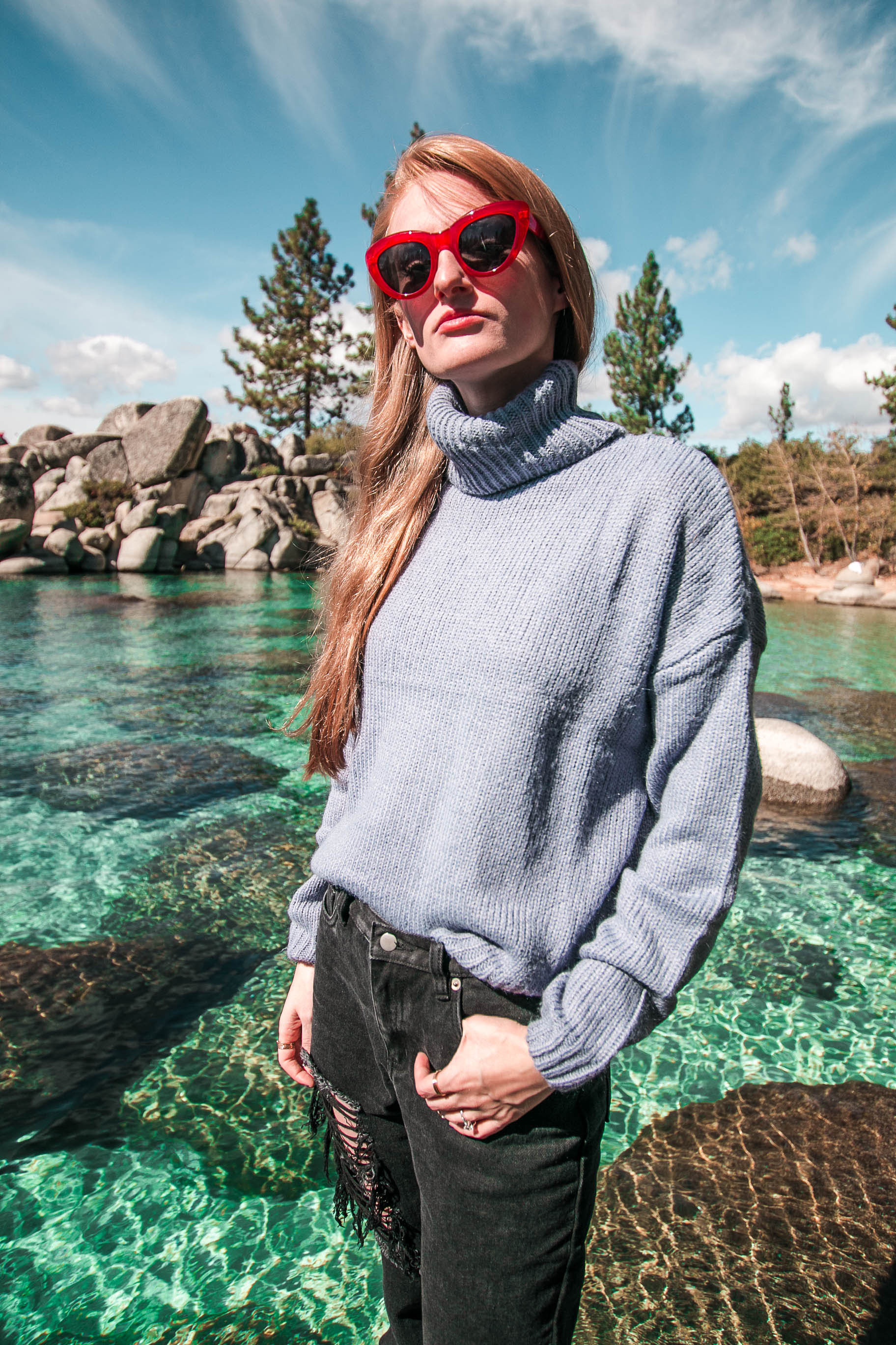 Blue-Knit-Sweater-South-Lake-Tahoe-NA-KD-Blue-Water-stopdropandvogue