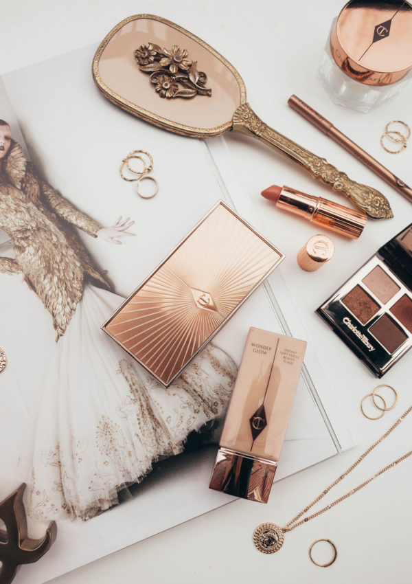Hollywood Glam Makeup: Charlotte Tilbury