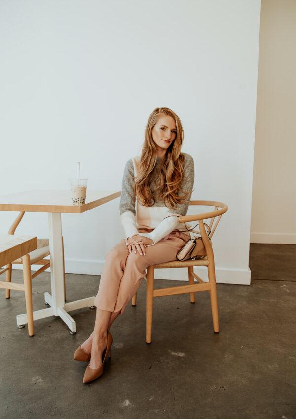 Dressing for Aesthetics: Tea Bar Portland