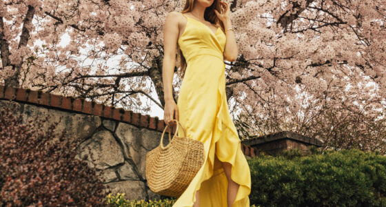 Yellow Dress for Spring & Summer