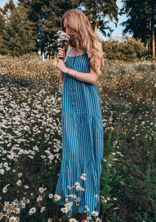 Splendid Summer Maxi Dress