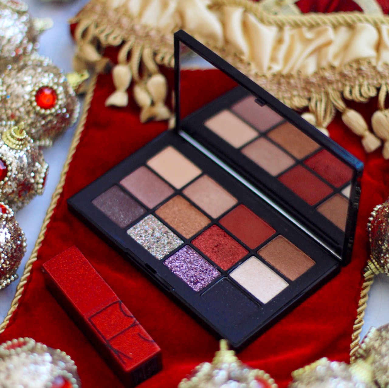 NARS Studio 54 Holiday Collection Inferno Palette
