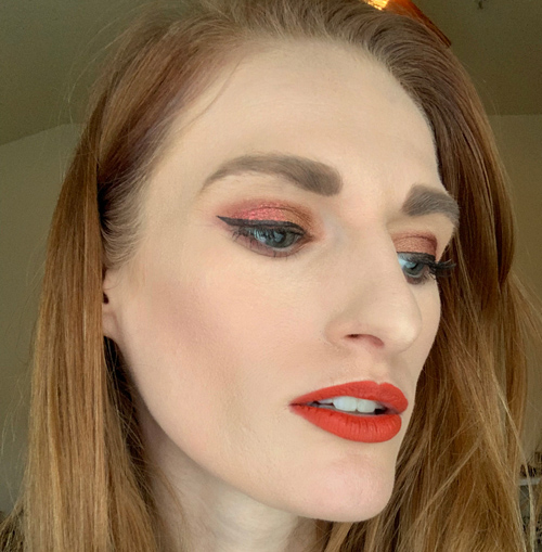 NARS Studio 54 Holiday Collection Audacious Lipstick Palette